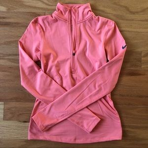 Nike Half-Zip Cold Gear